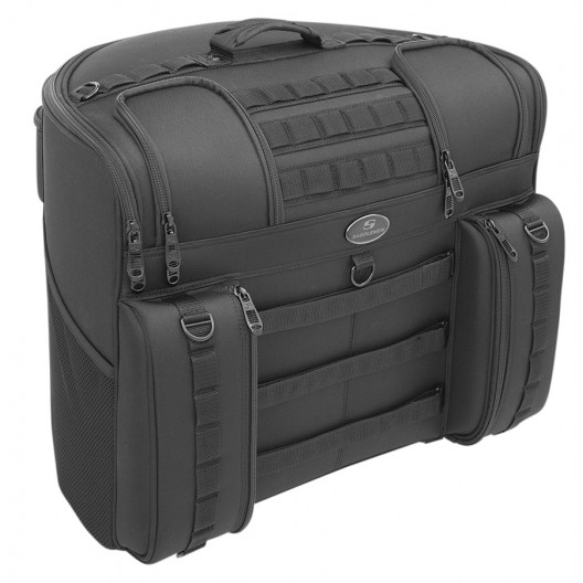 BR4100 Tactical Back Seat Bag