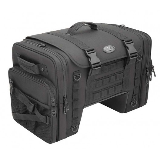 TS3200DE Tactical Deluxe Cruiser Tail Bag