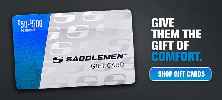 Saddlemen® Motorcycle Seats and Components